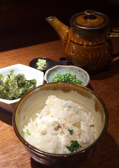 土鍋ご飯〜鯛飯〜清川_f0232994_15365345.jpg