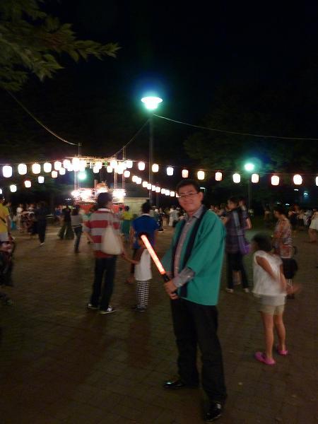 駒沢三丁目夏祭り_c0092197_23501414.jpg