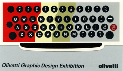 """Olivetti Graphic Design Exhibition"" Special Party!_c0121933_9503462.jpg"