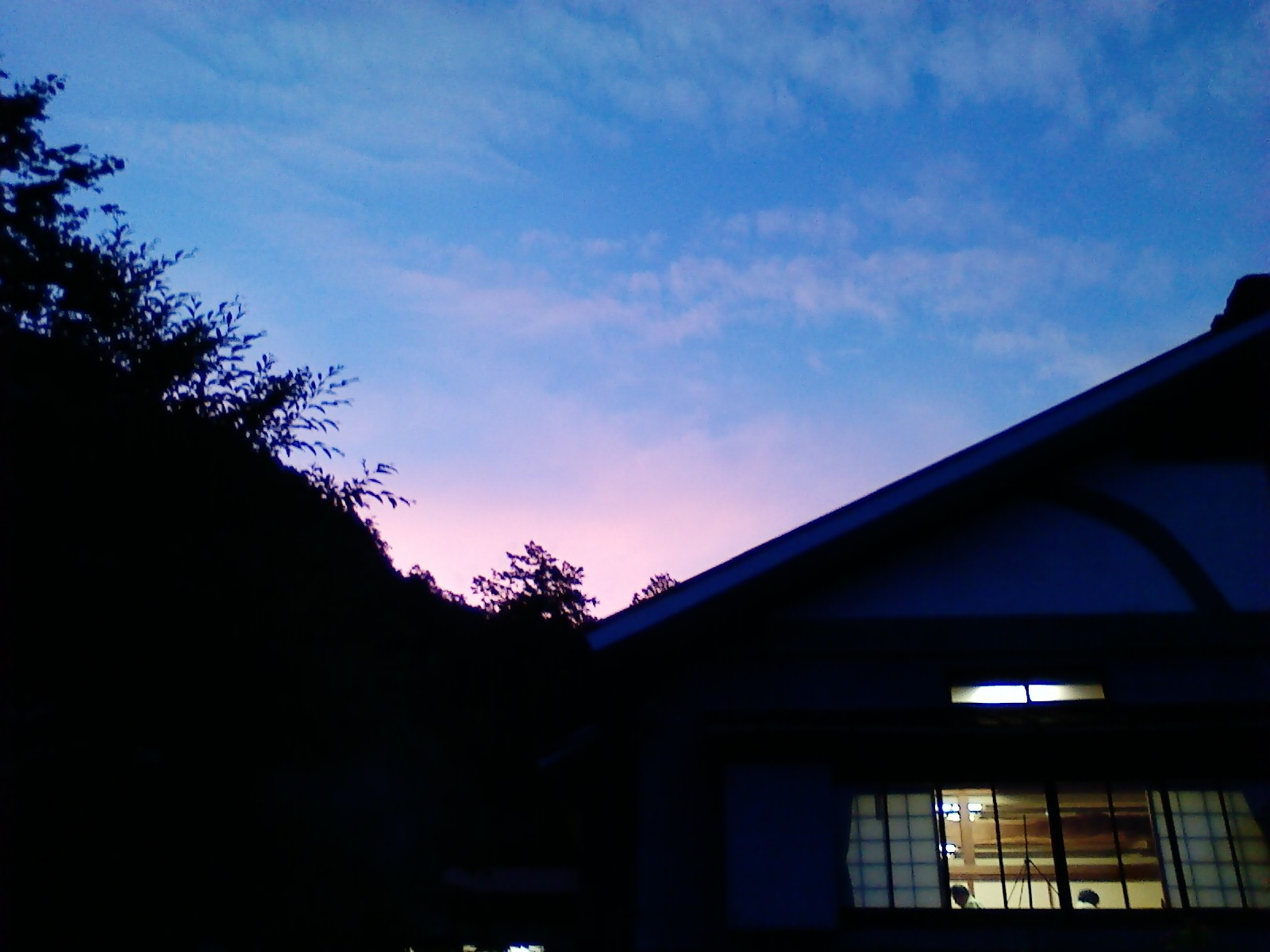 夕焼け空_f0219043_731477.jpg