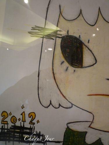 奈良美智展…君や僕にちょっと似ている_d0266681_23354630.jpg