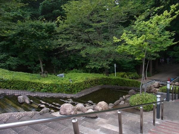 涼を求めて~岡本太郎美術館_c0237493_1045069.jpg