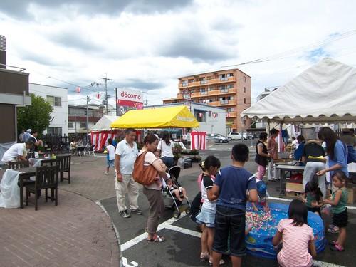 カメヤ夏祭り たくさんのご来場有り難うございました。 _a0242500_10431196.jpg