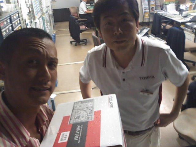 ランクル TOMMY札幌店☆本日2台ご成約!!_b0127002_1385399.jpg