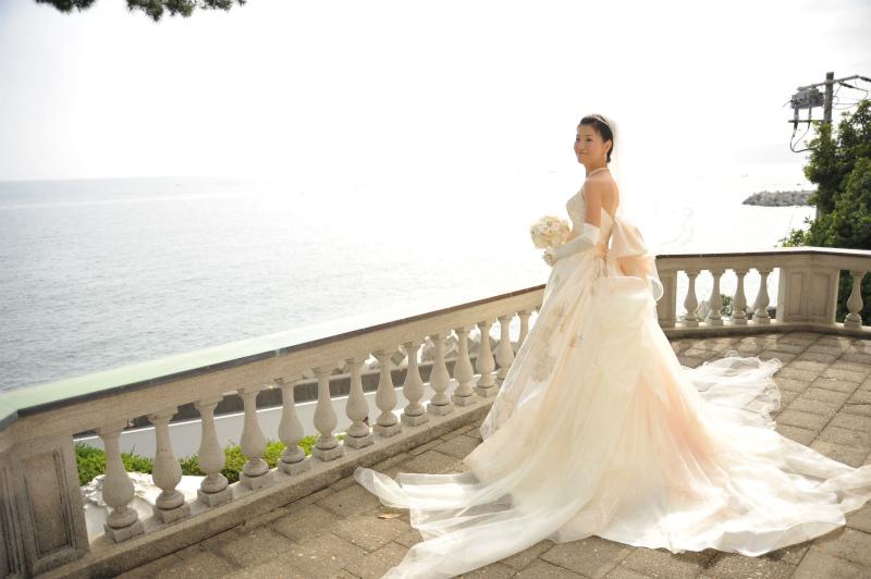 新郎新婦様からのメール 一生ものの輝く思い出  葉山まで_a0042928_2148434.jpg