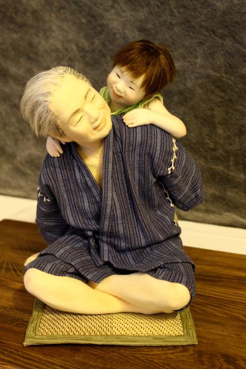 道の駅 摩周温泉~創作人形展~ 8月6日_f0113639_19313964.jpg