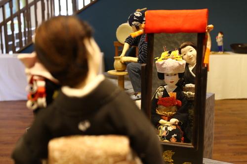 道の駅 摩周温泉~創作人形展~ 8月6日_f0113639_19365548.jpg
