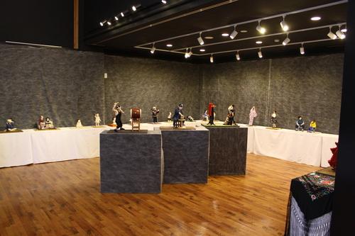 道の駅 摩周温泉~創作人形展~ 8月6日_f0113639_19381363.jpg
