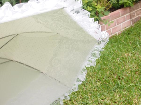 ふわふわの傘を購入♪_e0046950_22455541.jpg
