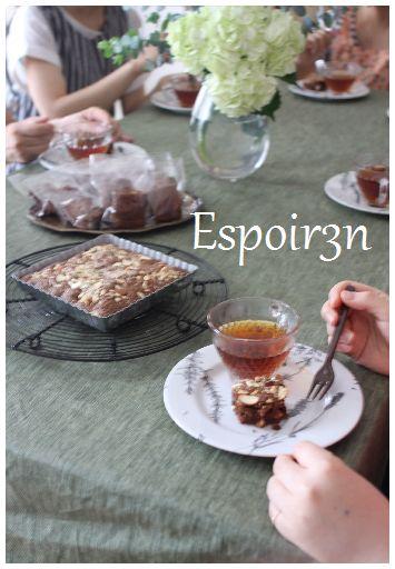 おいしい自家製酵母で焼き菓子_c0162653_13431142.jpg