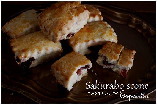 おいしい自家製酵母で焼き菓子_c0162653_13515026.jpg
