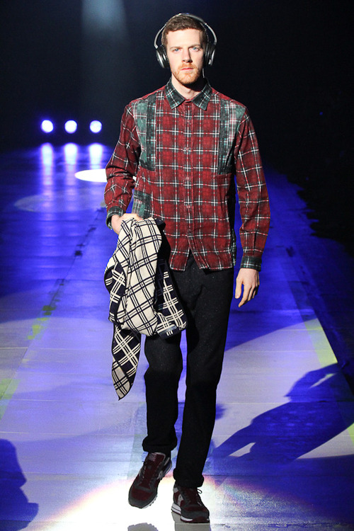 """White Mountaineering\"" 2012 - 2013 A/W COLLECTION_f0020773_2043210.jpg"