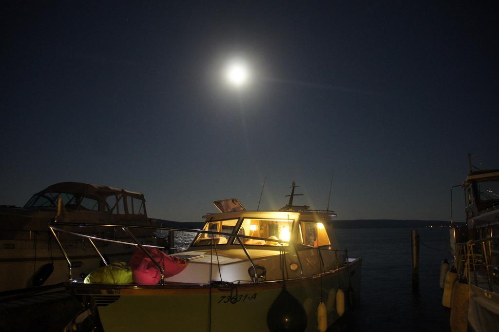 Schwielow湖の夜。_c0180686_1723822.jpg