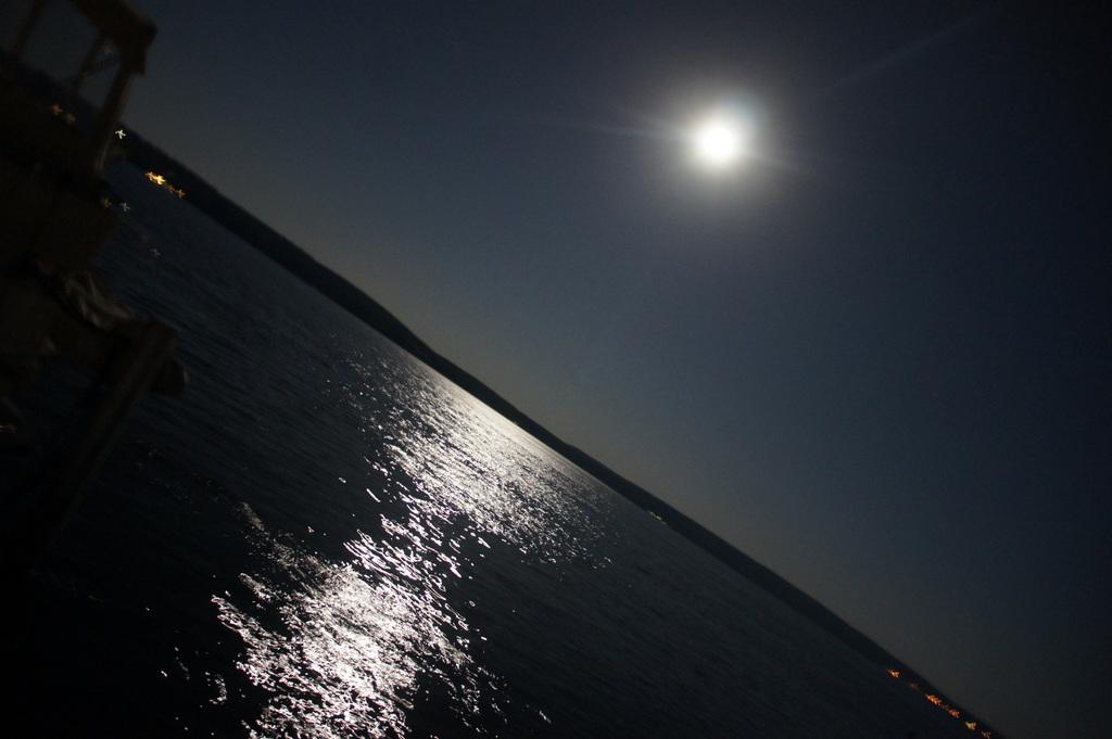 Schwielow湖の夜。_c0180686_1725259.jpg