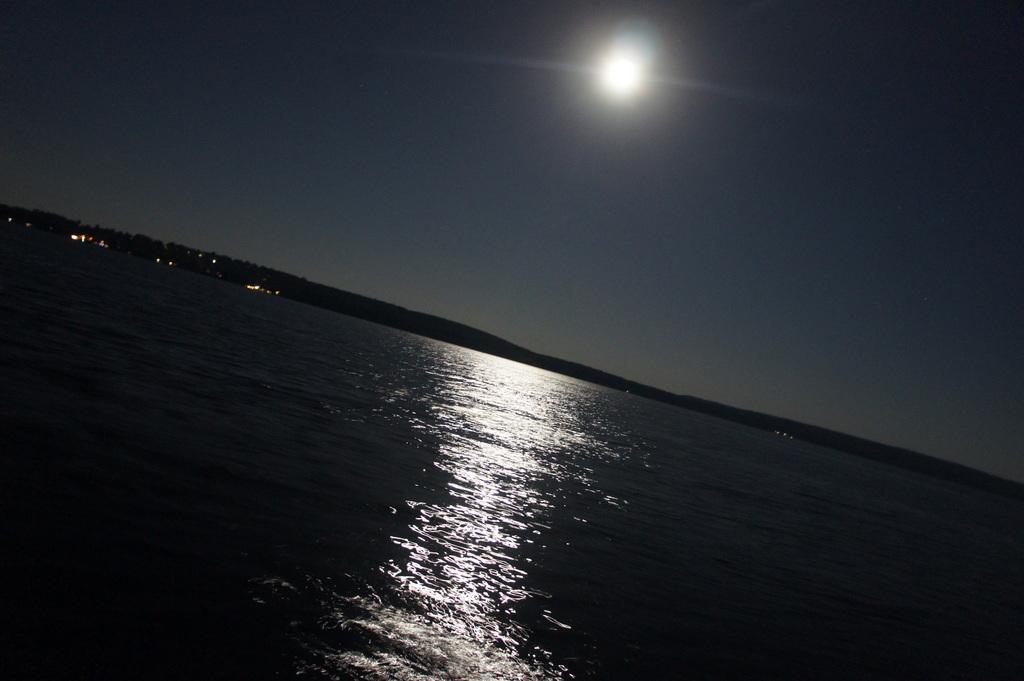 Schwielow湖の夜。_c0180686_1742013.jpg
