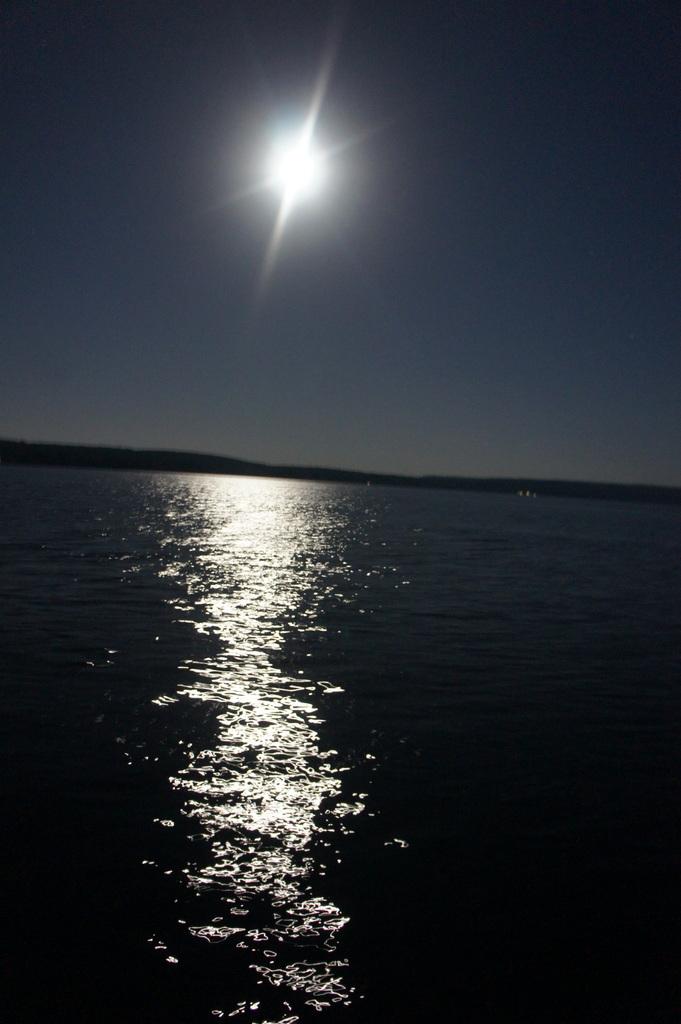 Schwielow湖の夜。_c0180686_1744411.jpg