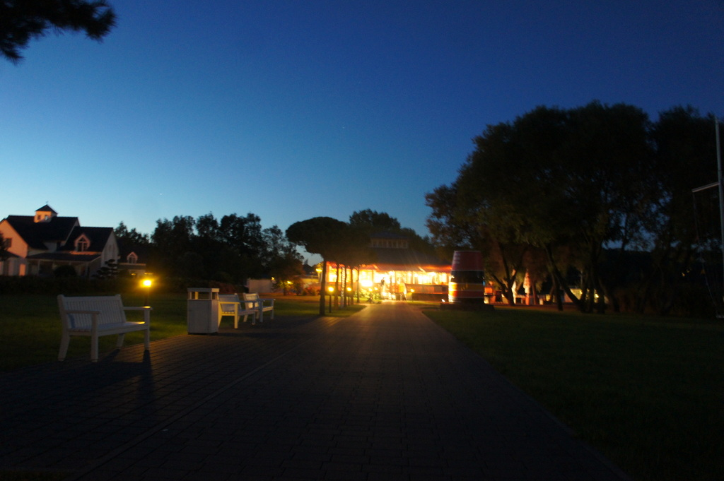 Schwielow湖の夜。_c0180686_1771341.jpg