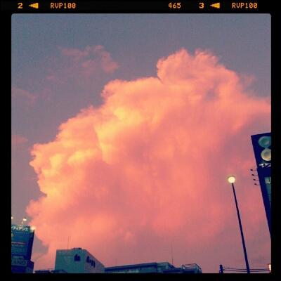夏の雲。_a0139911_22211651.jpg