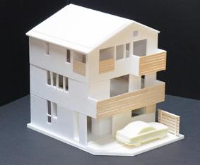模型 「白河の家」_b0142417_17411799.jpg