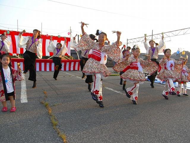 小島1区自治会納涼祭_c0194417_10443414.jpg