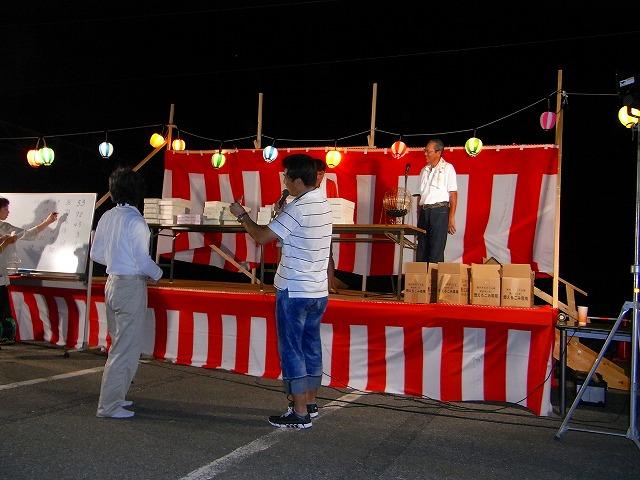 小島1区自治会納涼祭_c0194417_10444665.jpg