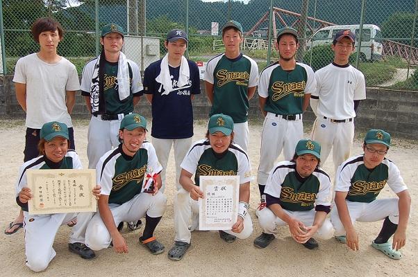第65回付知町盆野球大会_d0010630_1718594.jpg
