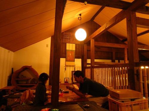 屋久島の木を磨くワークショップ@高野山_b0160957_7535023.jpg