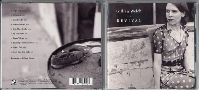 12年8月7日・Gillian Welch_c0129671_13172560.jpg