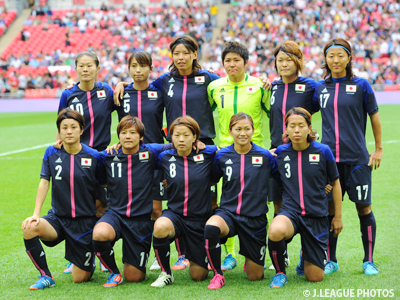 サッカー五輪代表の運命を分けたもの?:女子には澤選手がいたが、男子にはいなかった!_e0171614_13494735.jpg