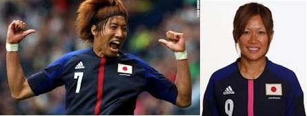 サッカー五輪代表の運命を分けたもの?:女子には澤選手がいたが、男子にはいなかった!_e0171614_14563329.jpg