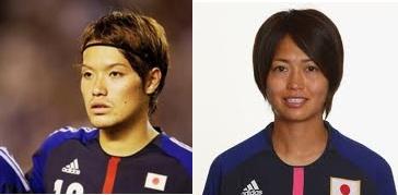 サッカー五輪代表の運命を分けたもの?:女子には澤選手がいたが、男子にはいなかった!_e0171614_14595933.jpg