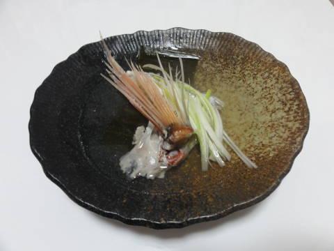 たこ飯と鯛の潮汁_f0034816_21565915.jpg