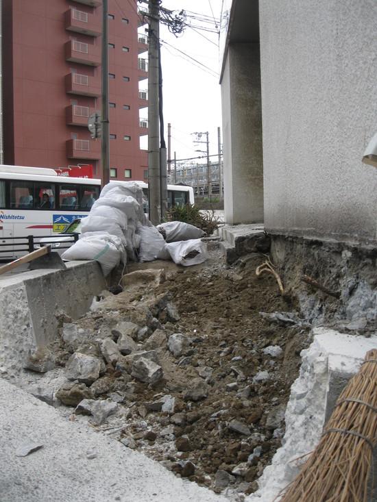 「土壁」の打ち合わせで☆_a0125419_18432228.jpg