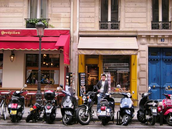 パリ日記⑦_d0246243_1535327.jpg