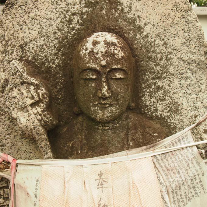 上善寺の石仏-Ⅱ                    京都市・北区_d0149245_1021393.jpg