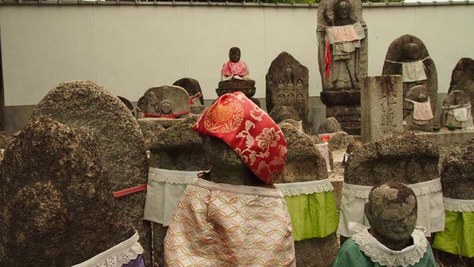 上善寺の石仏-Ⅱ                    京都市・北区_d0149245_10215245.jpg