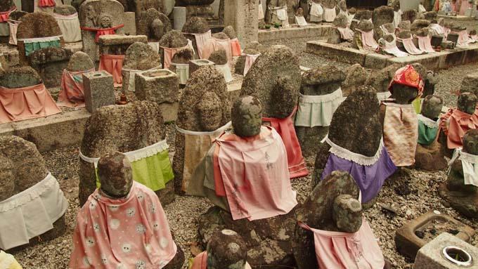 上善寺の石仏-Ⅱ                    京都市・北区_d0149245_1022494.jpg