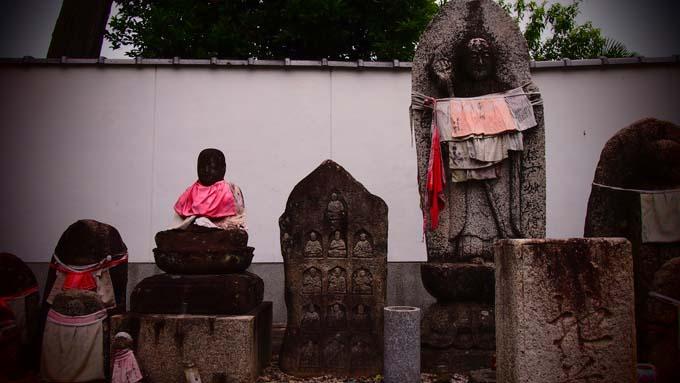 上善寺の石仏-Ⅲ                    京都市・北区_d0149245_22125100.jpg
