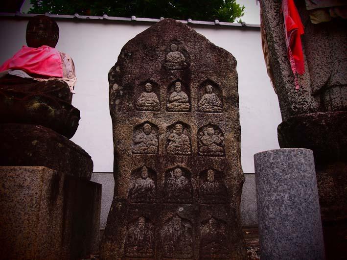 上善寺の石仏-Ⅲ                    京都市・北区_d0149245_2212752.jpg