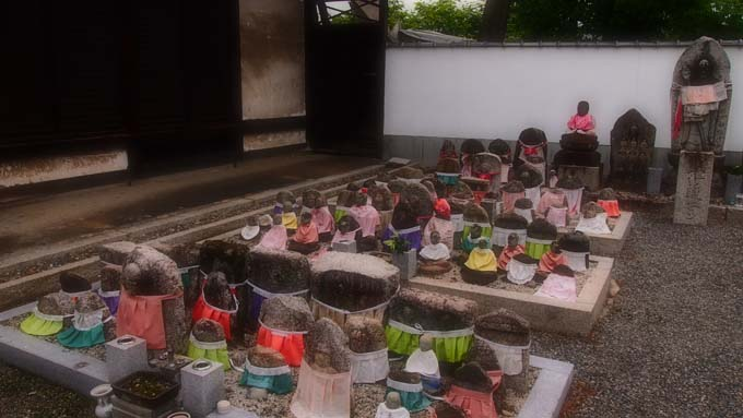 上善寺の石仏-Ⅲ                    京都市・北区_d0149245_2215266.jpg