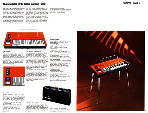 Farfisa COMPACT FAST 1970 Catalogue_e0045459_22133929.jpg