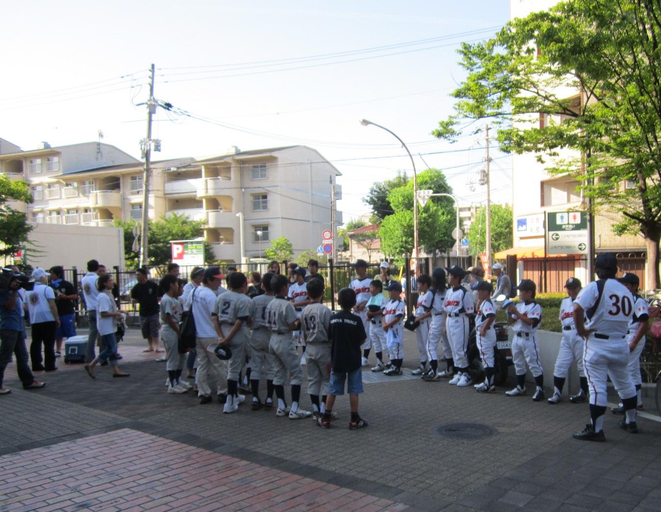 高校野球 開会式_f0205367_1353173.jpg