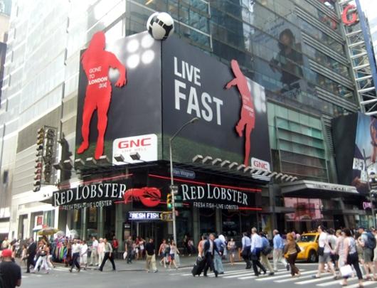 NYのタイムズ・スクエアで見かけたすごい発想の看板_b0007805_0335092.jpg