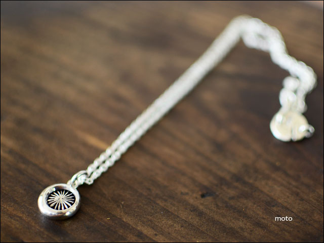 moto leather&silver[モトレザー]Silver Necklace [シルバーネックレス] [N13L] 太陽 MEN\'S/LADY\'S _f0051306_16233760.jpg