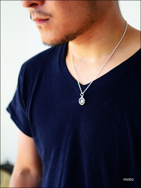moto leather&silver[モトレザー]Silver Necklace [シルバーネックレス] [N13L] 太陽 MEN\'S/LADY\'S _f0051306_16233938.jpg