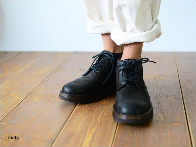 moto leather&silver[モトレザー]Velour 5inc Lace-Up Boot [ベロア5インチレースアップブーツ] _f0051306_16344791.jpg