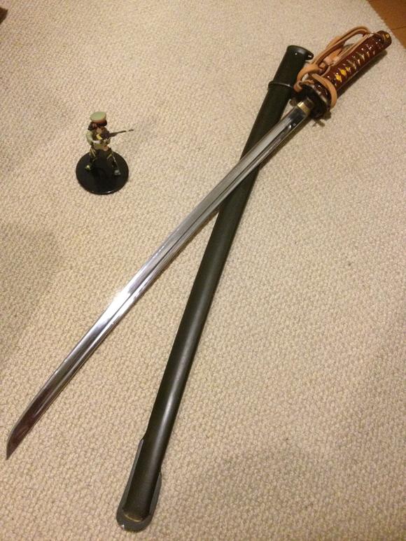 PKミリタリア 九五式軍刀 : ゴボ...