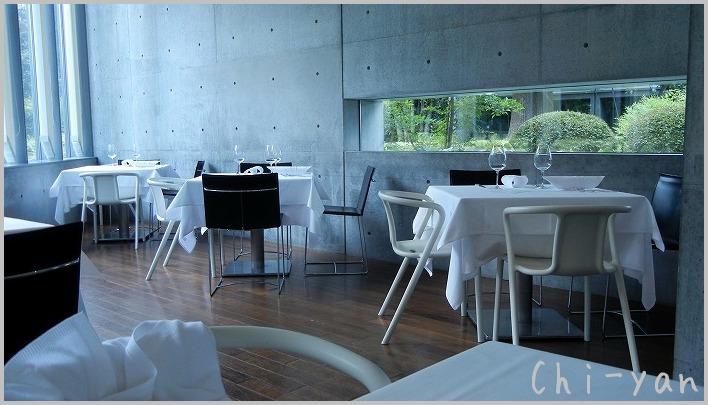ミッドタウン・ガーデンの中のイタリアン 「Canoviano Cafe」_e0219011_108581.jpg