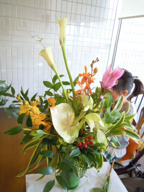 お花を最高に楽しむ会_d0063218_1034626.jpg