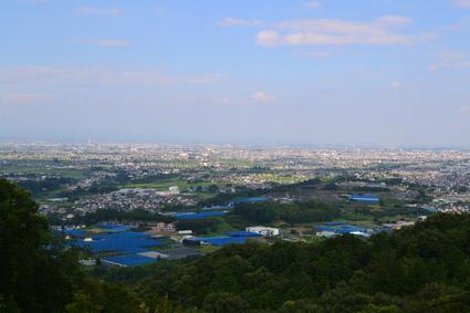 天神山プチ登山&富久樹園カフェ_e0228938_18255197.jpg